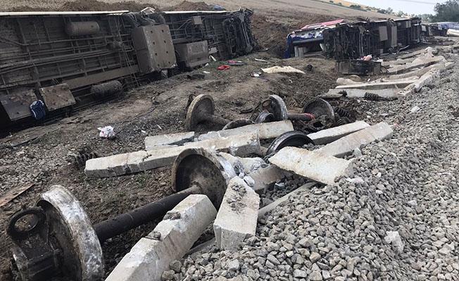 çorlu Tren Kazası önergesi Reddedildi Tren Haber