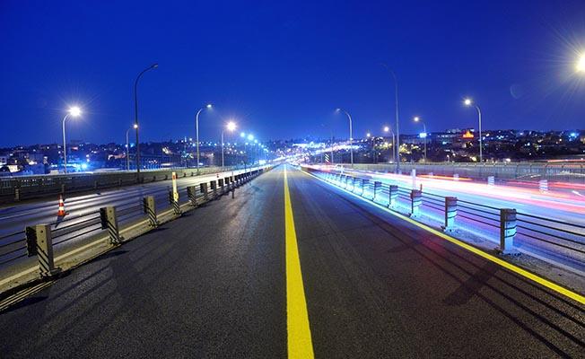 İstanbul yollarına 2 milyon ton asfalt