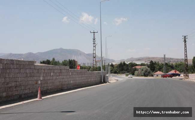 Kocasinan'da Asfalt Çalışmaları Tam Gaz