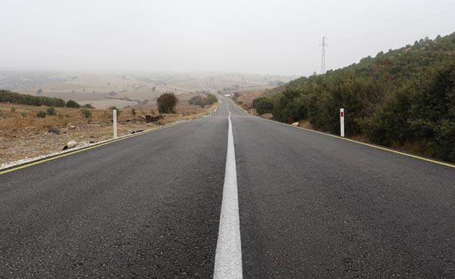 Manisa Selendi'ye 385 Kilometre Asfalt