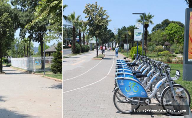 Ordu'da Bisiklet Yolu Projesi'nin İhalesi Yapıldı