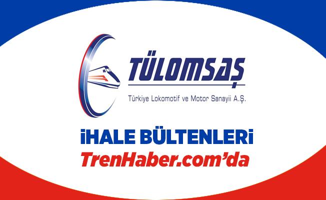 TÜLOMSAŞ İhale: Çap 920 mm 22,5 ton dingil basınçlı Komple Tekerlek Takımı Alınacaktır