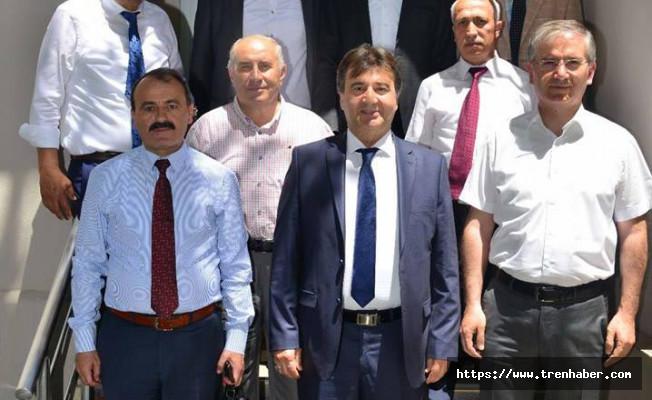 UDHB Kuruluşları Arası İş Birliği Toplantısı TÜDEMSAŞ'ta Gerçekleştirildi