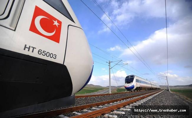 Yüksek hızlı tren seferleri durdu