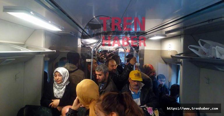 Zonguldak Karabük Arası Tren Seferleri Artacak