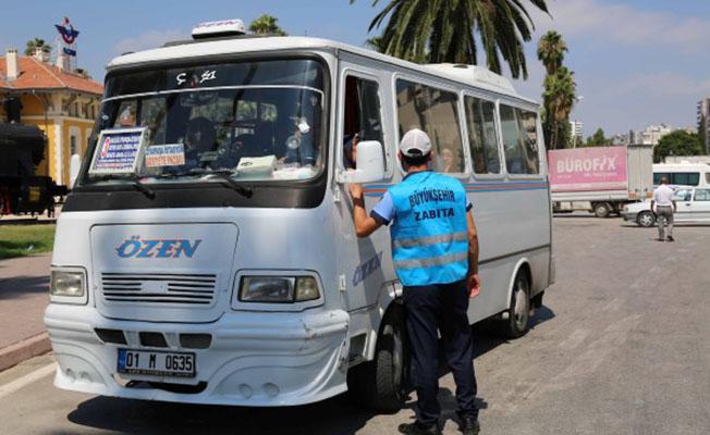 Adana'da Toplu Taşıma Ücretlerine Zam Yok