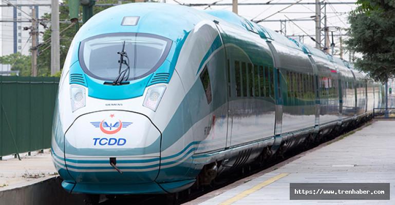 Ankara-Sivas YHT Hattında Test Sürüşleri 2019'da Başlayacak
