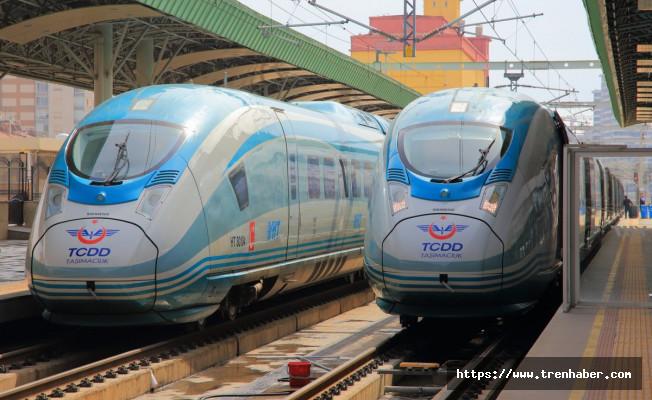 Ankara-Sivas Yüksek Hızlı Treni 2019'da Seferlere Başlamalı