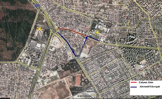 Antalya 3. Etap Raylı Sistem Projesi Kapsamında Yeni Trafik Düzenlemesi
