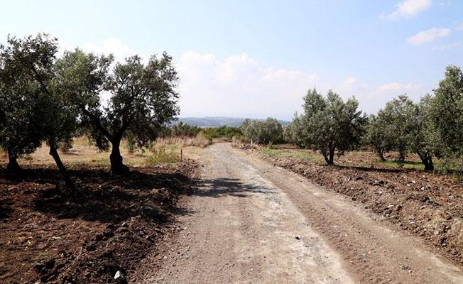 Bursa'da 680 Mahalleye Arazi Yolu