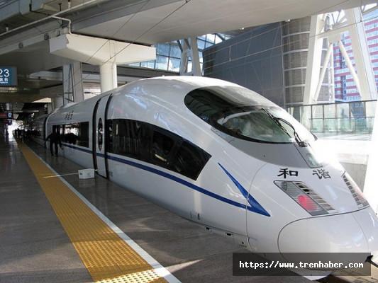 Dünya'daki Hızlı Tren Hatlarının Yüzde 66'sı Çin'de