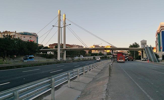 Gebze'nin İki Yakası Köprüyle Birleşiyor