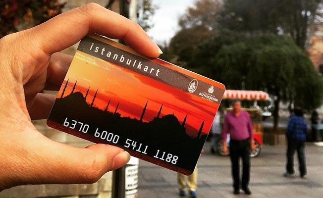 İstanbul'da kartsız toplu ulaşım dönemi sona erdi