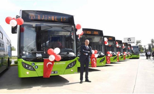 Adana'da Okulların İlk Günü Öğrencilere ve Velilere Toplu Taşıma Ücretsiz