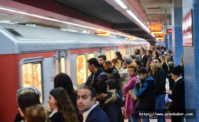 EGO Otobüslerine ve Metro'ya 2018 yılı Sonuna Kadar Zam Yok