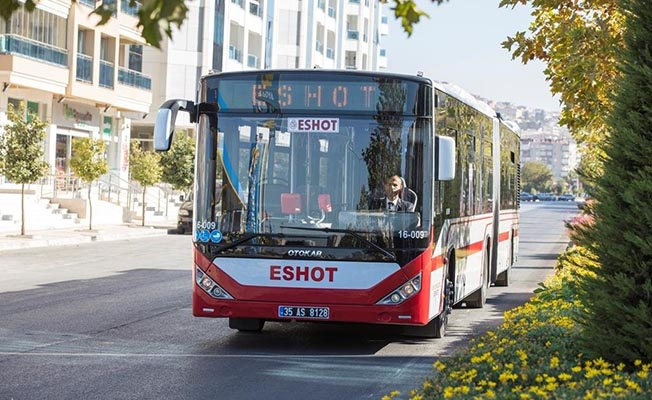 İzmir'de ulaşıma Okul Düzenlemesi