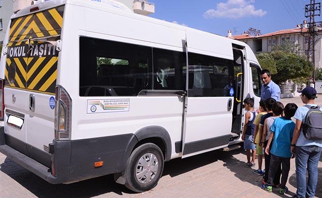 Muğla'da 2018-2019 Okul Servis Ücretleri Belli Oldu