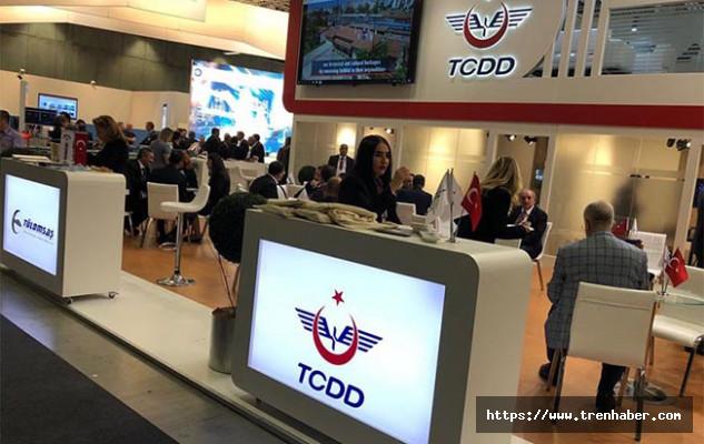 TCDD INNOTRANS 2018 Fuarının En Gözde Standını Açtı