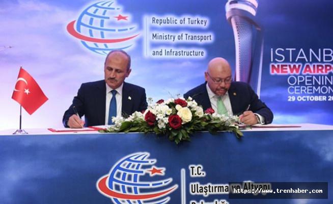 Türkiye ile Brunei Arasında Hava Ulaştırma Anlaşması İmzalandı