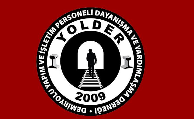 YOLDER'den, 74 Demiryolu Bakım Müdürlüğü Başvurusu