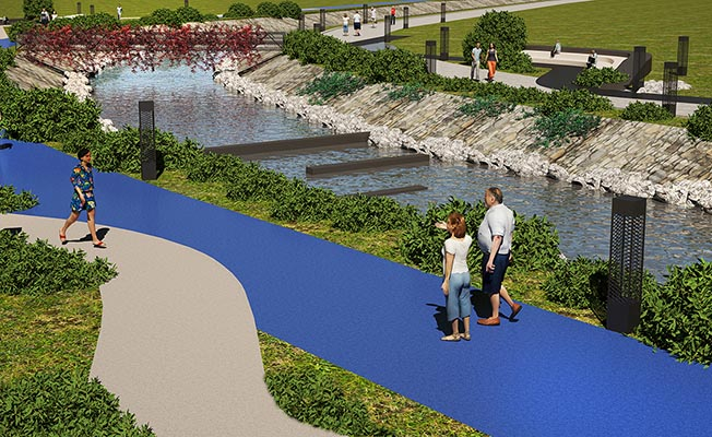 Bisiklet yolları Ayçiçeği Bisiklet Vadisi'nden Sapanca Gölü'ne uzanacak