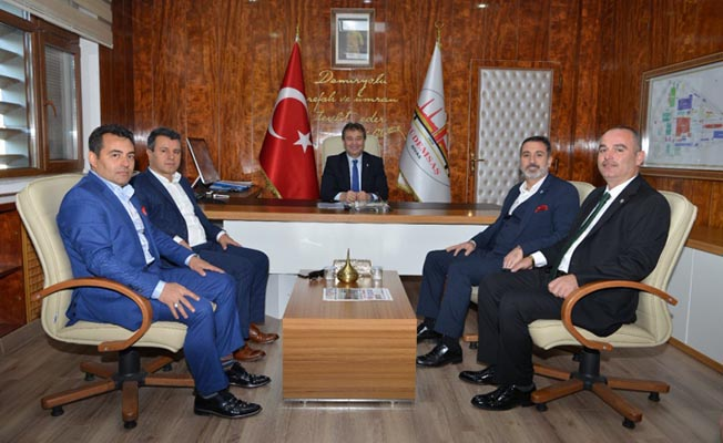 Genel Başkan Cankesen'den Sivas'a Ziyaret