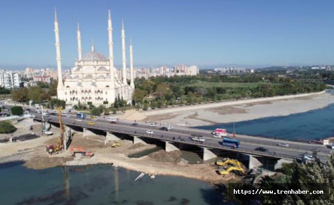 Girne Köprüsü Rehabilitasyon Projesi Hızlı Başladı
