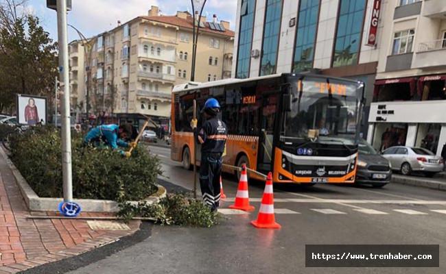 Kırşehir'e 30 Milyonluk Ulaşım Yatırımı