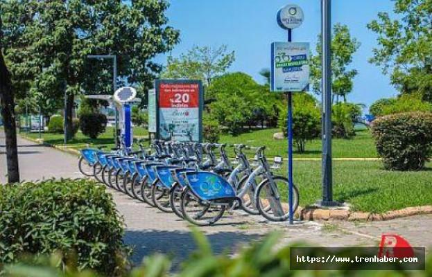Trabzon Beşirli Sahili Bisiklet Yolu