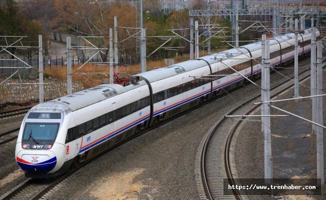 TCDD Taşımacılık'tan Yüksek Hızlı Tren Yolcularına Önemli Duyuru