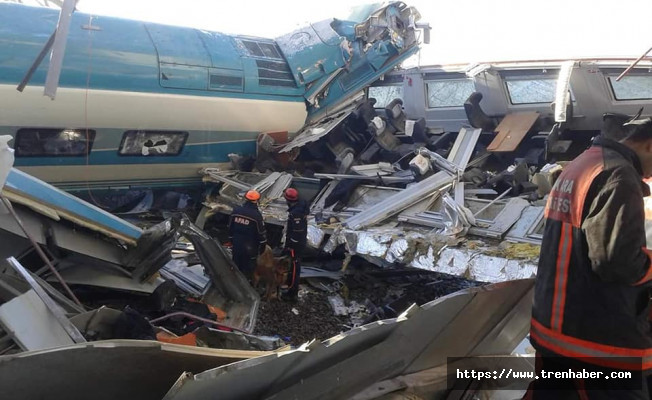 Yüksek hızlı tren kazası sonrası soru işaretleri...
