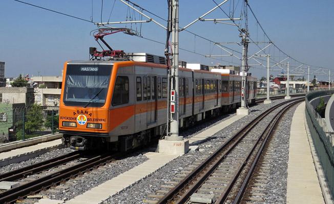 Adana Metrosu'nda Bakım Çalışması Yapılacak