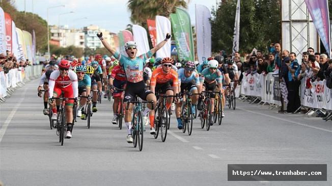 Alanya'da Bu Yılın İlk Bisiklet Heyecanı Yaşandı