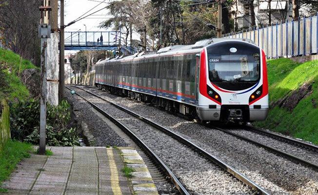 Gebze-Halkalı Marmaray hattında sinyalizasyon testleri başladı