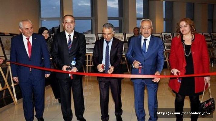 Hamidiye-Hicaz Demiryolu Fotoğraf Sergisi Açıldı