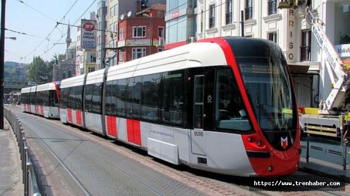 Kabataş-Bağcılar Tramvay Durakları ve Güzergahı