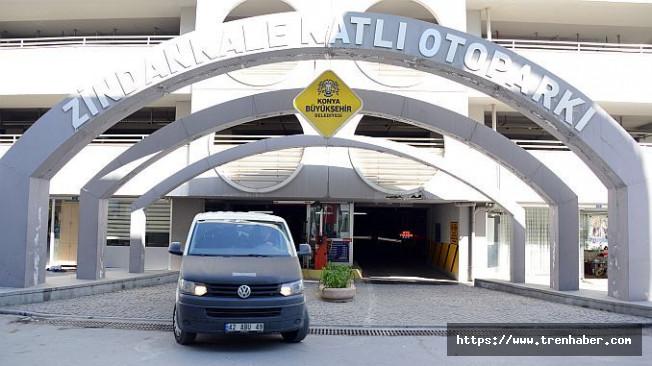 Konya'da Otopark Bul Uygulaması Sürücülere Kolaylık Sağlıyor