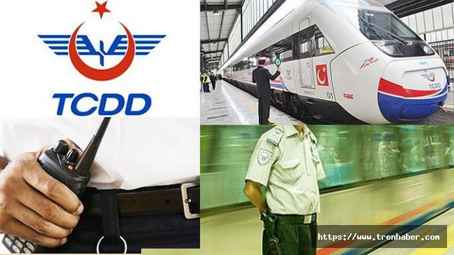 TCDD Güvenlik Görevlilerinin Fazla Mesai Sorunu Çözüldü