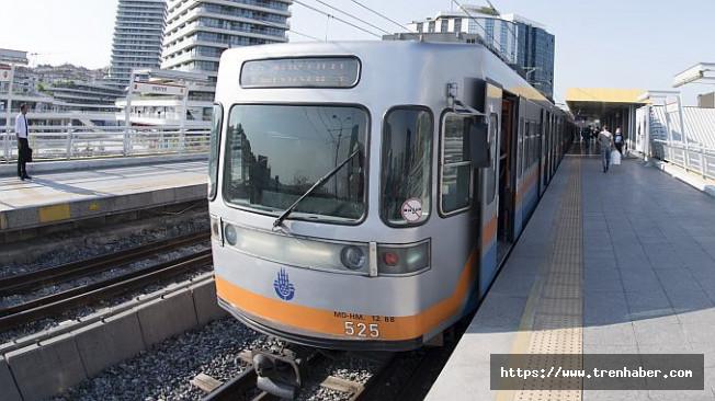 Yenikapı-Kirazlı Metro Durakları ve Güzergahı