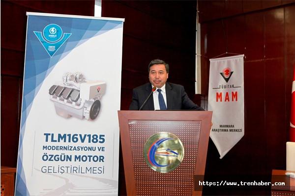 Yerli ve Milli Dizel Motorun Lansmanı Yapıldı