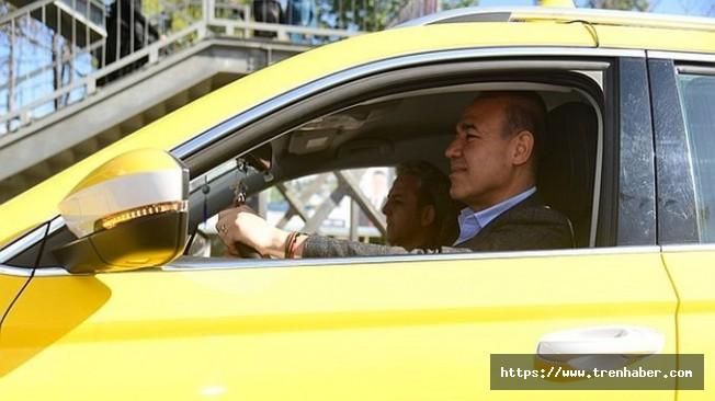 Adana'da Taksi Duraklarına Düzenleme