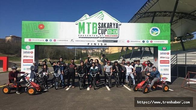Ayçiçeği Bisiklet Vadisi Öğrencilerin Adresi Oldu