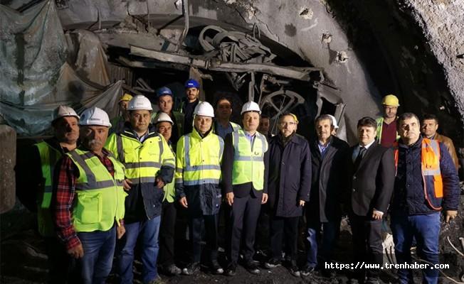 TCDD Genel Müdürü Uygun, Yüksek ve Hızlı Demiryolu Hatlarında