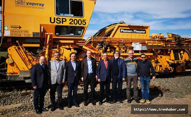 Ankara-Sivas Yüksek Hızlı Tren Projesi'nde Son Durum