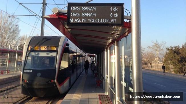Kayseri'de Toplu Taşımada Aktarma Genişliyor