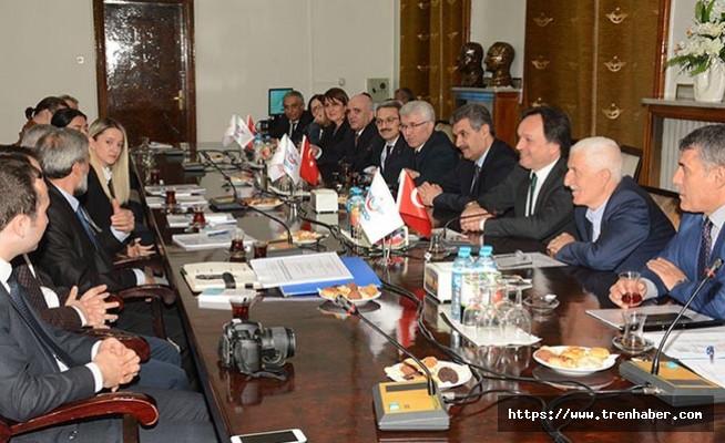 TCDD ve Liman-İş Sendikası TİS Görüşmeleri Başladı