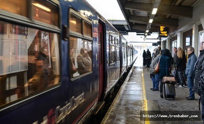 Demiryolu İşçilerinden Grev Kararı! 700 Tren Seferi İptal Edildi