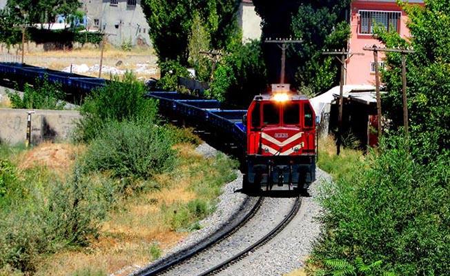 Gürcistan'a İlk İhracat Treni Yola Çıkıyor