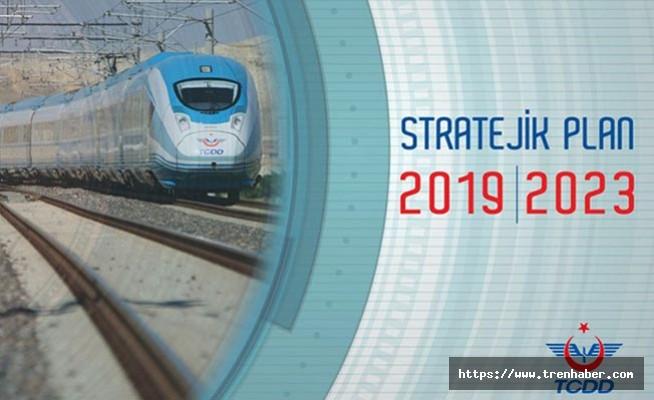 TCDD 2019-2023 Stratejik Planı Yürürlüğe Girdi