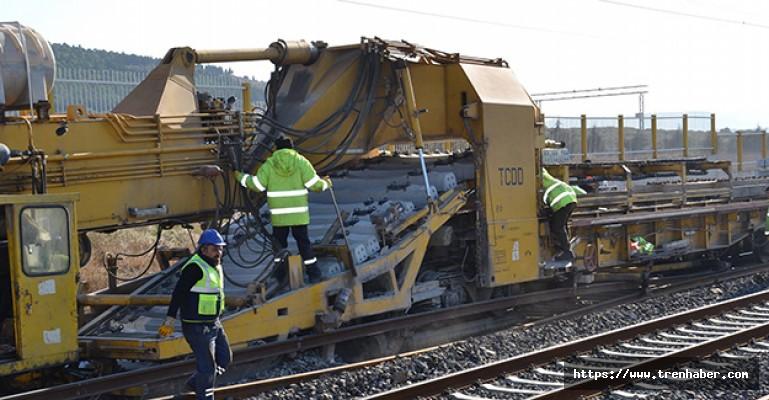 Demiryolu poz öncesi hazırlama, poz yapılması ve poz sonrası tamamlama hizmeti alınacaktır
